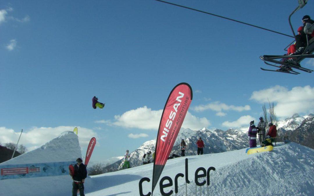 Estación esquí alpino de Cerler