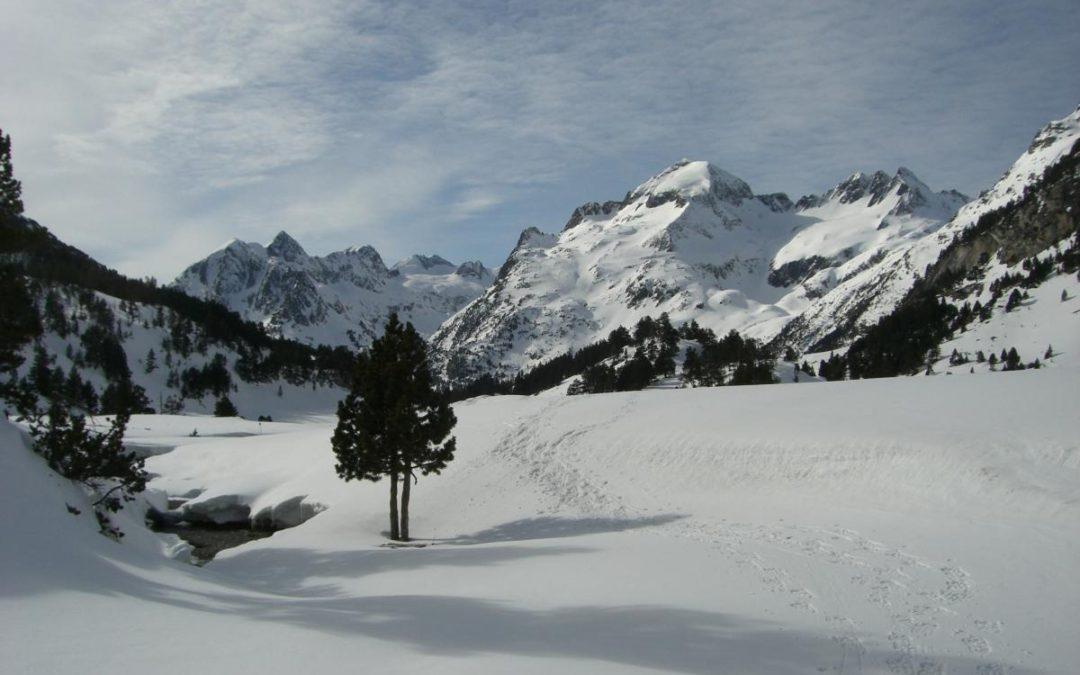 Estación de esquí nórdico Llanos del Hospital