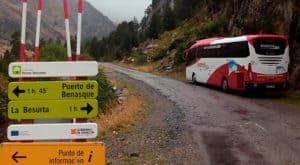 Autobús Besurta