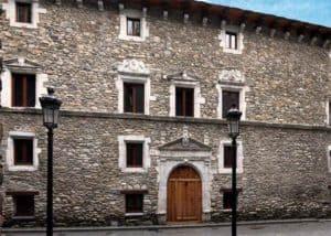 Palacio condes Ribagorza